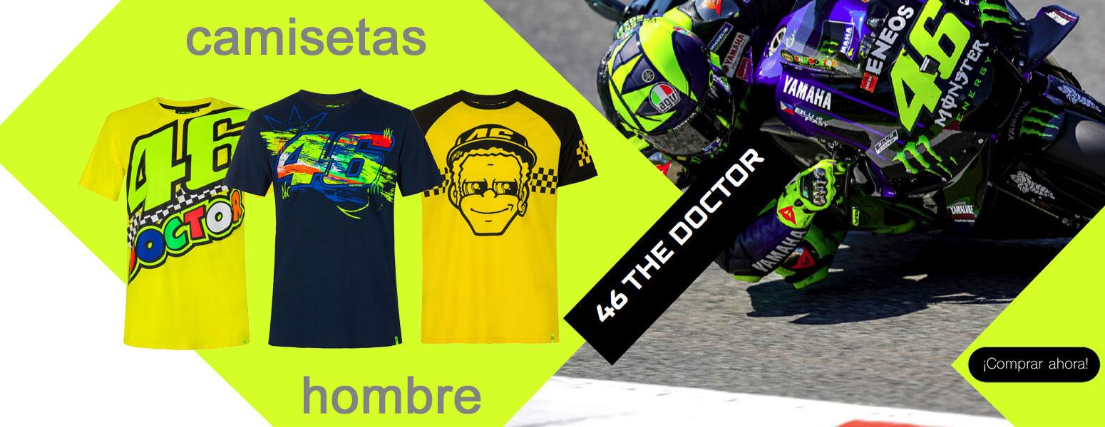 Comprar camisetas de Valentino Rossi