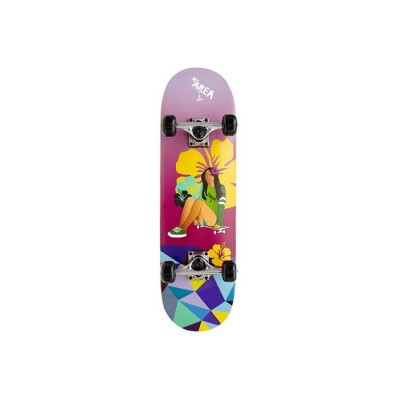 Skate Infatil Area Skate Girl 5 a 8 años