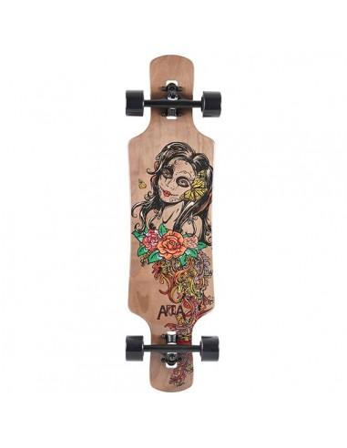 Longboard AreA Skate Malinalli