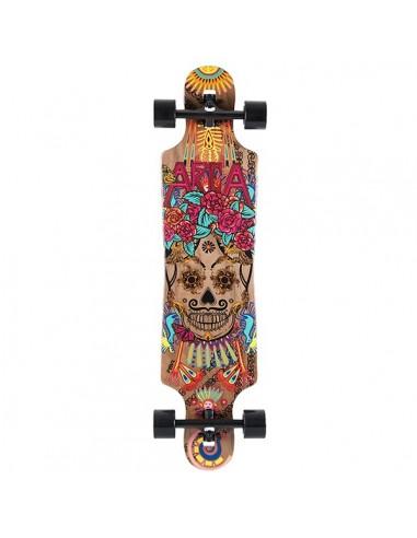 Longboard AreA Skate Cortés