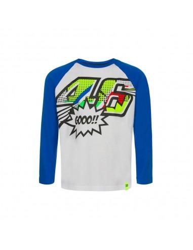 Camiseta Niño Valentino Rossi VR46 VRKTS353606