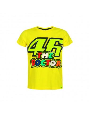 Camiseta Niño Valentino Rossi VR46 The Doctor VRKTS353401