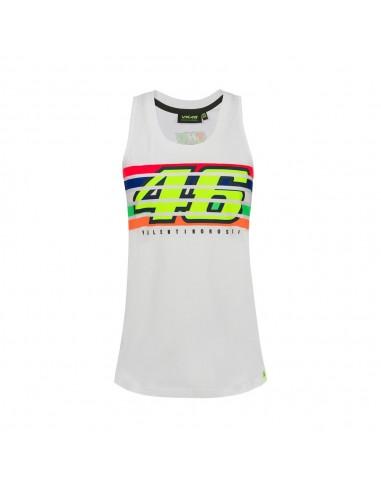 Camiseta Tirantes Chica Valentino Rossi VR46 VRWTT352606