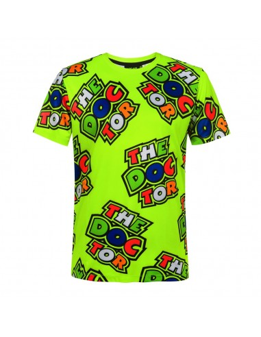 Camiseta Chico Valentino Rossi VR46 The Doc VRMTS351803