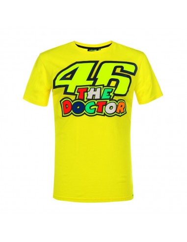 Camiseta Chico Valentino Rossi VR46 The Doctor VRMTS351501