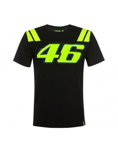 Camiseta Chico Valentino Rossi VR46 Forty-Six VRMTS351304