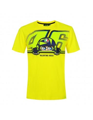 Camiseta Chico Valentino Rossi VR46 Cupolino VRMTS350601