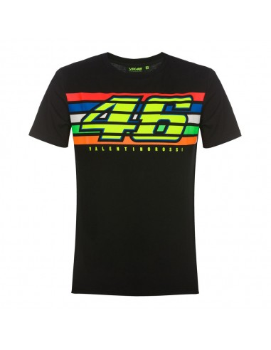Camiseta Chico Valentino Rossi VR46 Forty-Six VRMTS350304