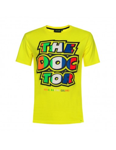 Camiseta Chico Valentino Rossi VR46 The Doctor VRMTS350101