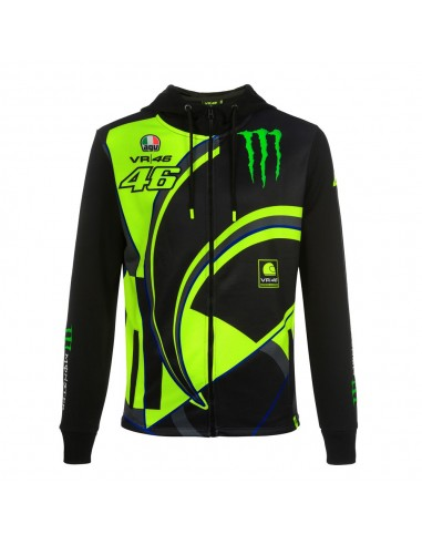 Sudadera Chico Valentino Rossi VR46 Monster Energy MOMFL358404