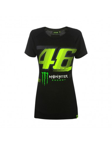 Camiseta Chica Valentino Rossi VR46 Monza Monster MOWTS359604