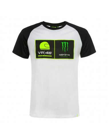 Camiseta Chico Valentino Rossi VR46 Monster Dual Academy MRMTS359306