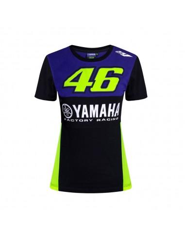 Camiseta Chica Valentino Rossi VR46 Yamaha Racing YDWTS362409
