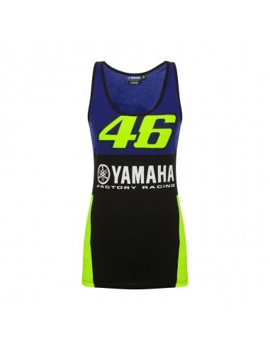 Camiseta Tirantes Chica Valentino Rossi VR46 Yamaha Racing YDWTT362509