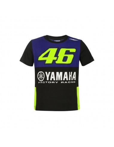 Camiseta Niño Valentino Rossi VR46 Yamaha Racing YDKTS362809