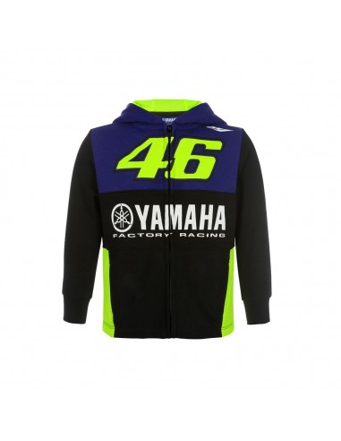 Sudadera Niño Valentino Rossi VR46 Yamaha Racing YDKFL362909