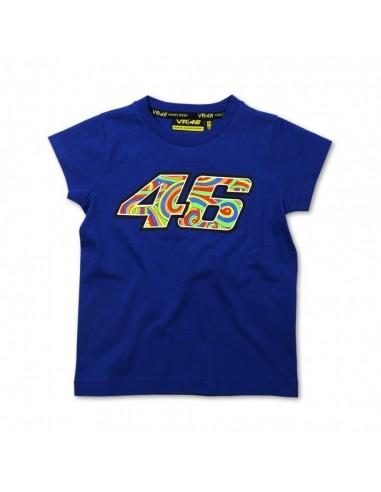 Camiseta Niño Valentino Rossi VR46 VRKTS108816
