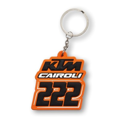 Llavero Tony Cairoli KTM222...