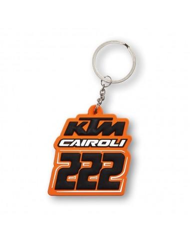 Llavero Tony Cairoli KTM222 TCUKHKTM903