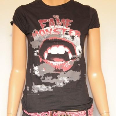 Camiseta Chica Negra Lady...