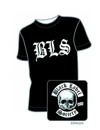 Camiseta Chico Negra Black Label Society from Bravado