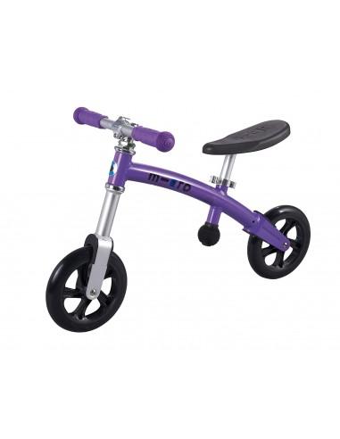 Bicicleta infantil Sin Pedales Micro Violeta