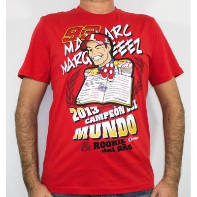 Camiseta Chico Marc Márquez...
