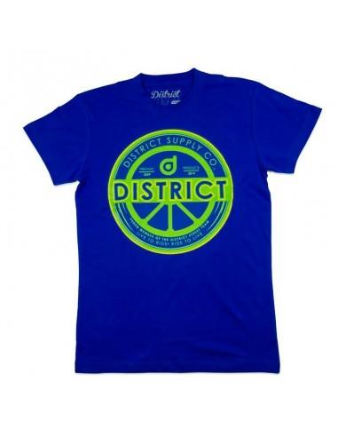 Camiseta District Legit Azul