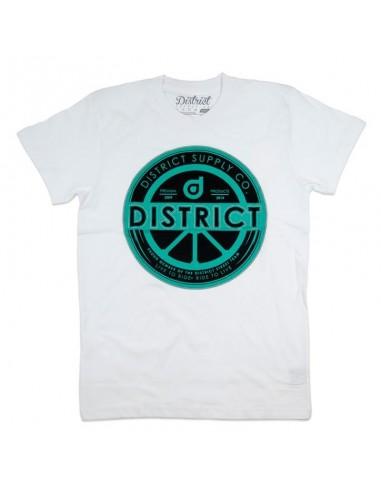 Camiseta District Legit Blanca