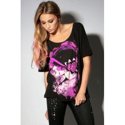 Camiseta Chica Iron Fist...