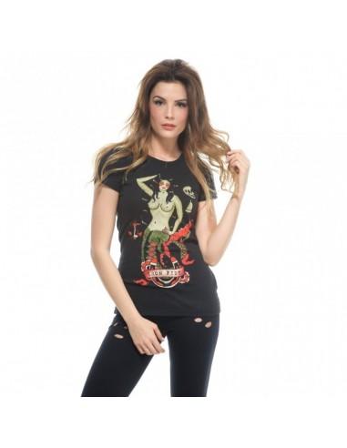 Camiseta Chica Iron Fist Shipwrecked Sweethearts