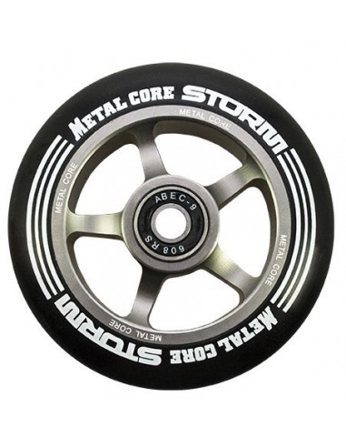 Rueda Metal Core Scooter Patinete Storm 100mm