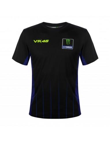 Camiseta Chico Valentino Rossi VR46 Yamaha YMMTS363904