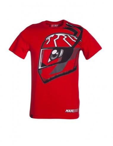 Camiseta Chico Marc Márquez Casco Hormiga Roja