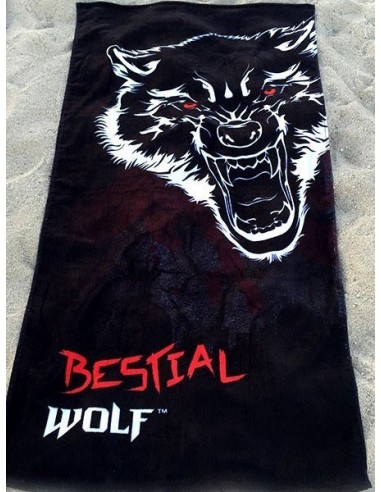 Toalla Bestial Wolf TOWELL10